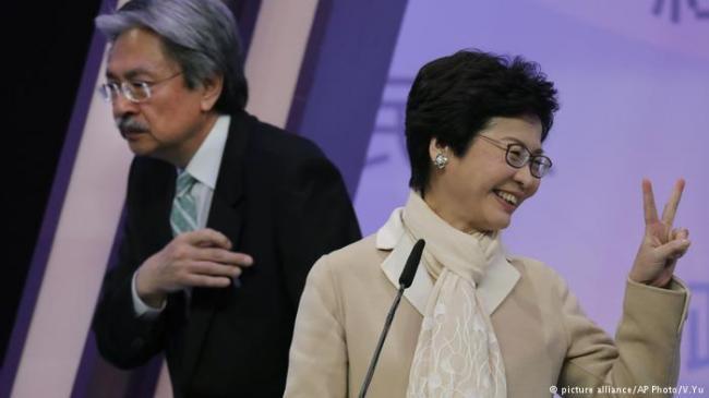 """大陆与香港:一国两制""""同床异梦"""""""