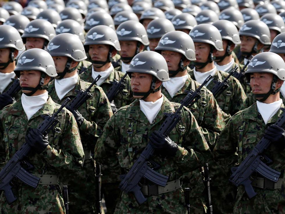 为夺钓岛煞费苦心 日本整军计划曝光