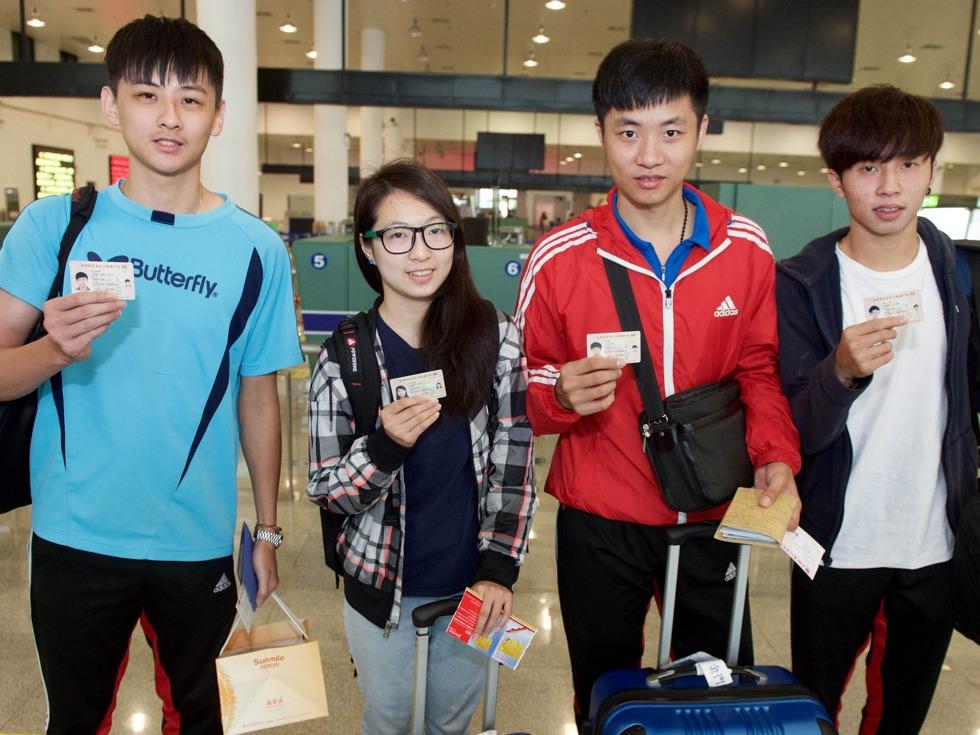 台湾59.5%受访青年首选去大陆发展