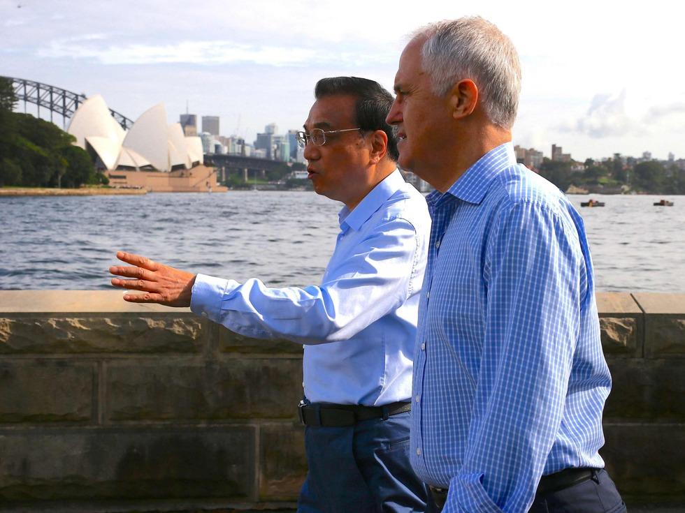 澳大利亚彻底变卦 中澳外交突破落空