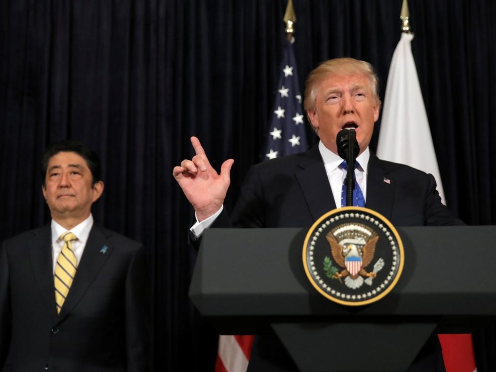 日本缺席禁核谈判 日媒:美或在部署核武