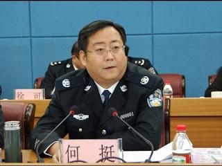 王立军接位者也有难 重庆公安局长真倒楣