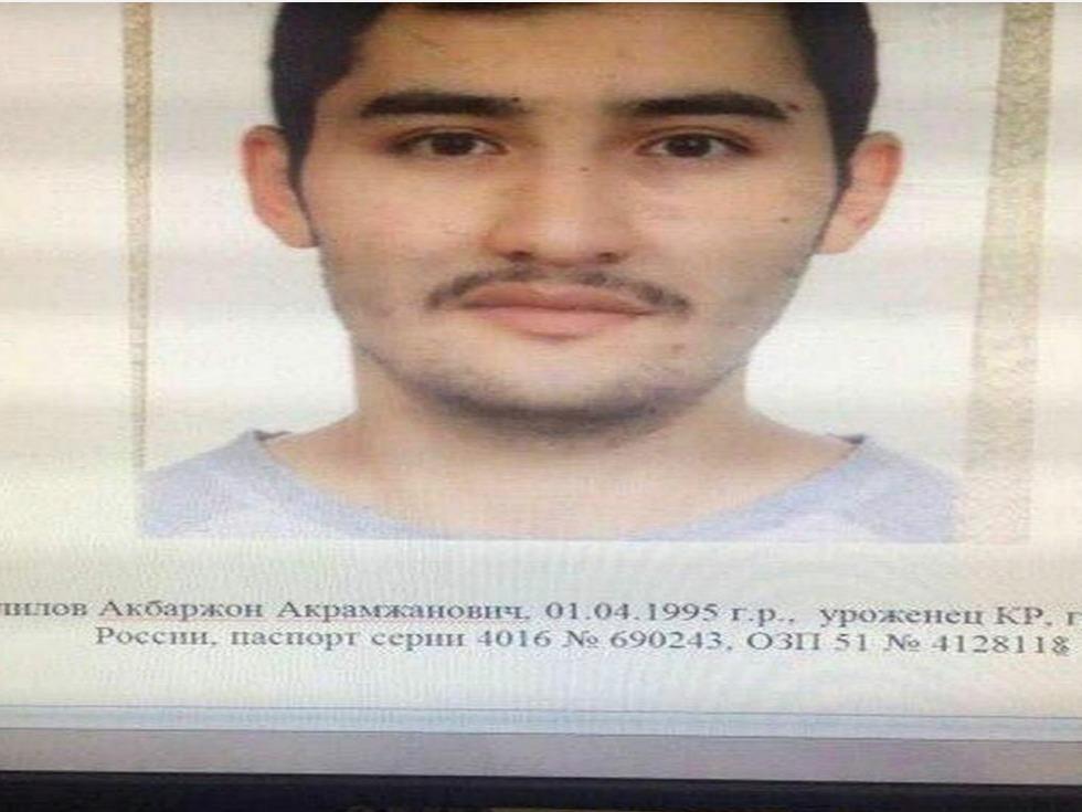 俄地铁爆炸案嫌犯身份确认 系95后俄公民