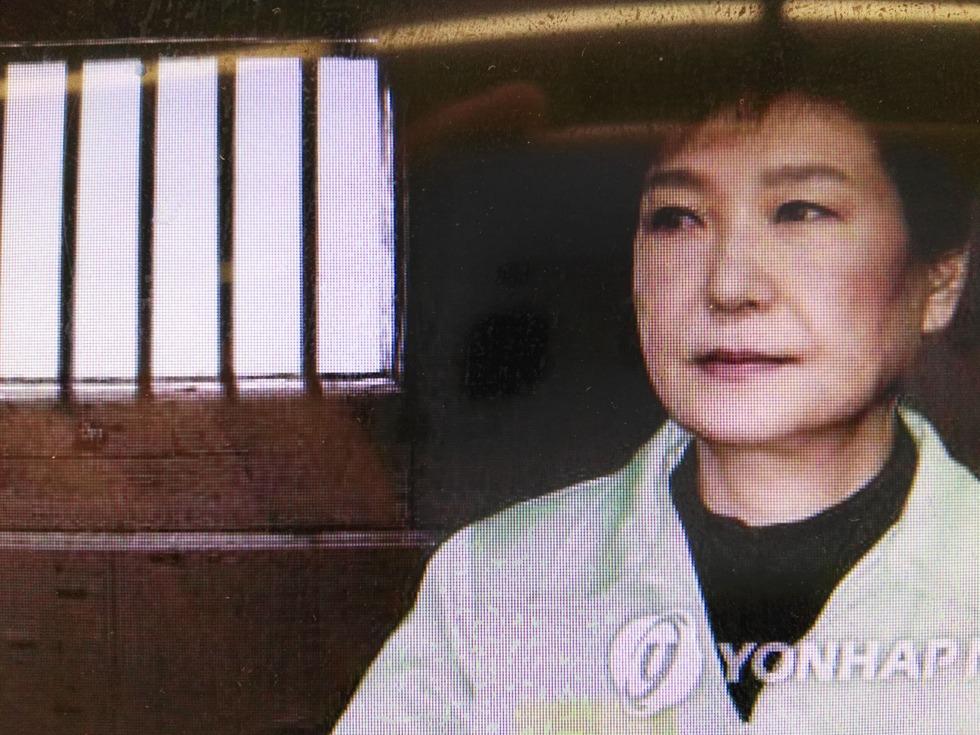 朴槿惠狱中终开口 竟然反咬崔顺实利用她