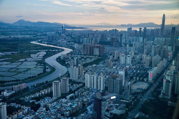 中国水患:海平面上升威胁到最富裕地区