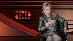 希拉里败选后首次受访:普京不喜欢女强人
