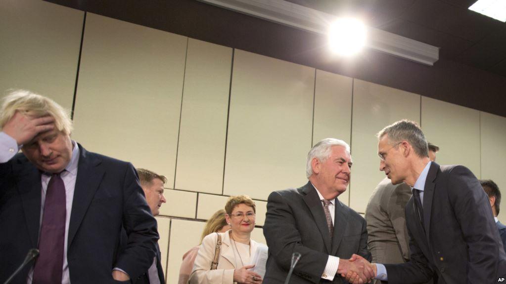 激怒俄罗斯,美国国务卿将访俄
