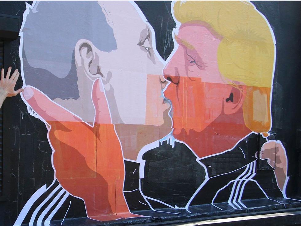 西媒:叙利亚问题断了川普与普京情谊