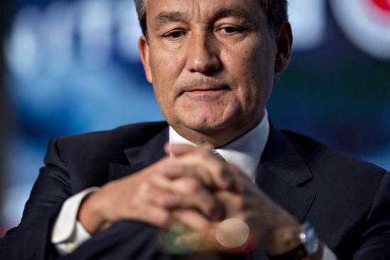 美联航CEO奥斯卡-穆诺兹