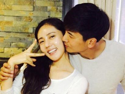 比刘亦菲幸运  韩国女星嫁到中国好幸福