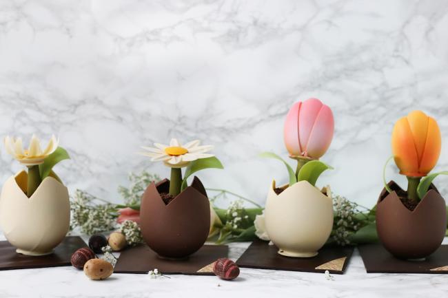 温哥华巧克力大师 复活节爱心彩蛋大比拼