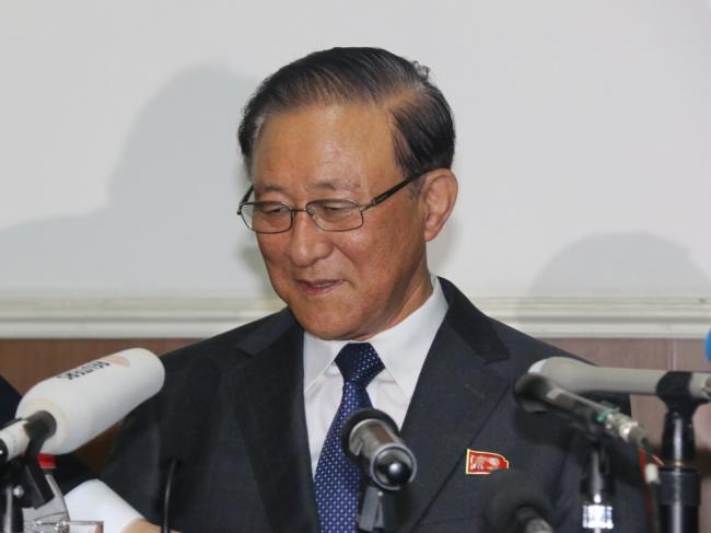 悄然回国 朝鲜已召回驻中国大使