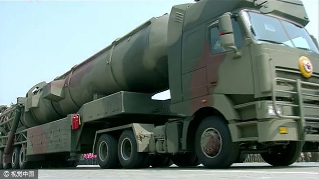 朝鲜阅兵用了中国卡车?中方回应