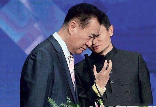 王思聪不懂事惹毛马云  王健林亲自道歉