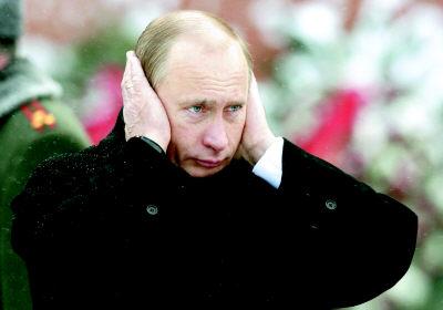 震惊    支持对美国开战   俄民众大增