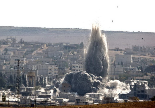 炸没炸叙清真寺?美军和人权组织吵起来