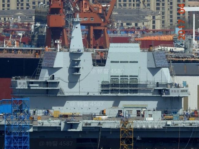 造舰潮标志:新航母将为中国带来什么
