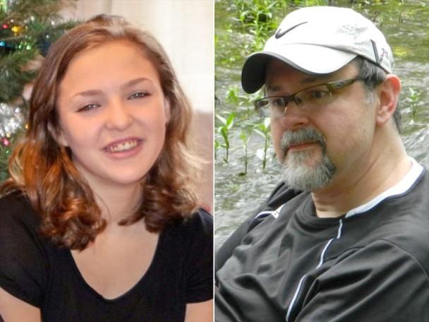 美国15岁少女与老师私奔    老师被捕