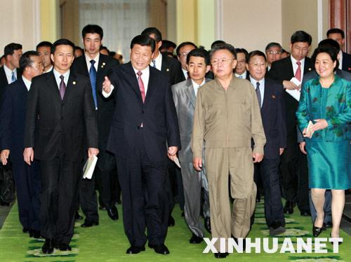 传中国军方去年正式将朝鲜列为假想敌