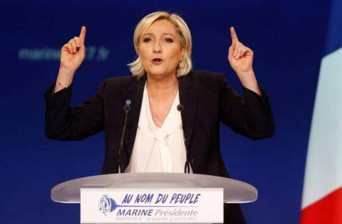 法国大选首轮起跑:欧洲面临终结风险