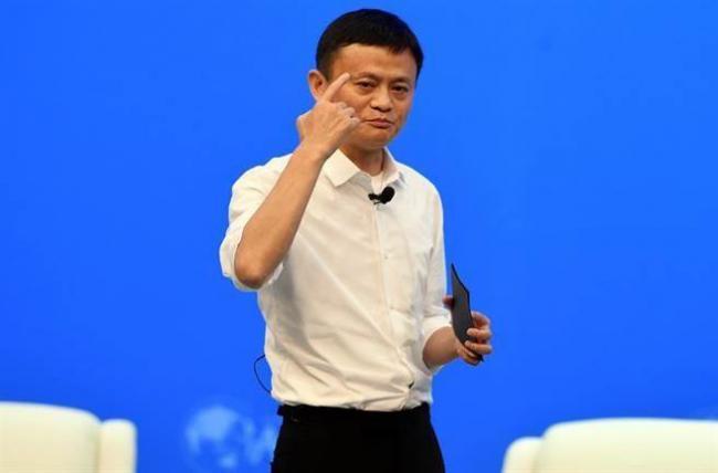 马云说纳税是最好的行贿   网友酸他