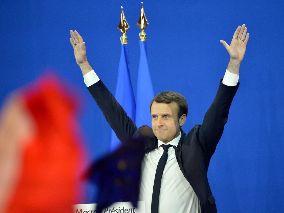 """法国""""川普""""大选晋级 欧盟真的要崩溃吗"""