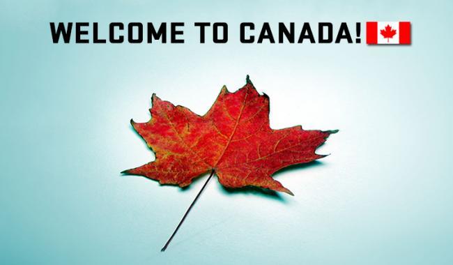 """那句令我震撼的""""欢迎来到加拿大!"""""""