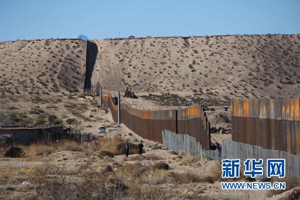 国会两党因美墨筑墙分歧大 美政府或停摆