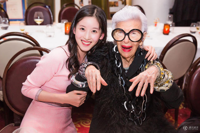 奶茶妹妹办时尚晚宴 请来美国半个时尚圈