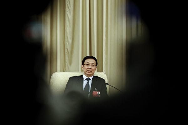 韩正外事活动异常 已被提前架空?