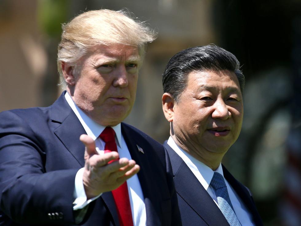 白宫将习川会纳入川普主义案例