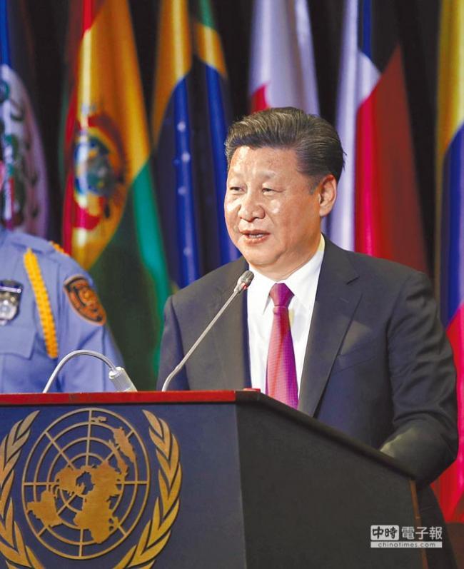 川普拖累美国     大国形象惨输中国