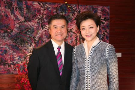 传骆家辉在北京有婚外情 和杨澜张欣有染