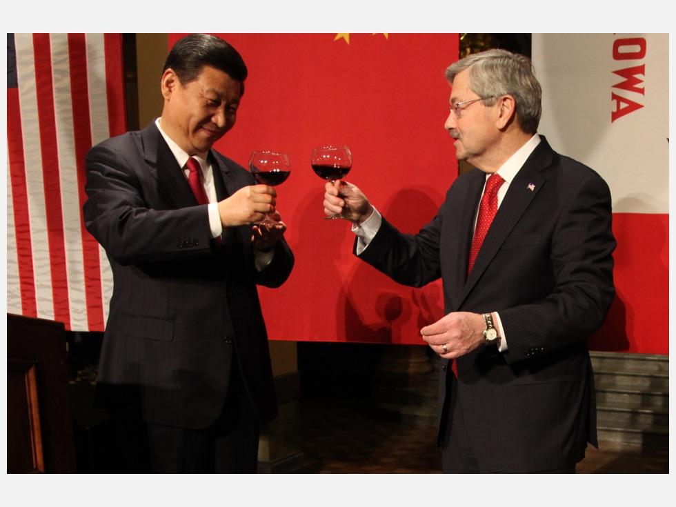 美候任驻华大使谈与习的交情 却弄错一事