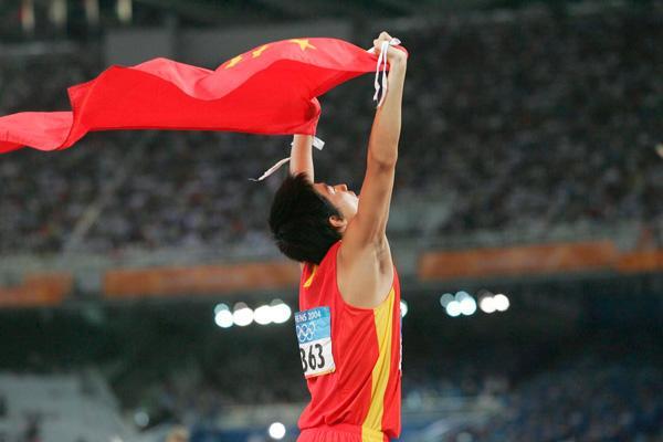 刘翔回首奥运:跟腱断的那刻我如释重负