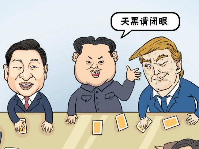 中国外事:北京或将让朝付出沉重代价