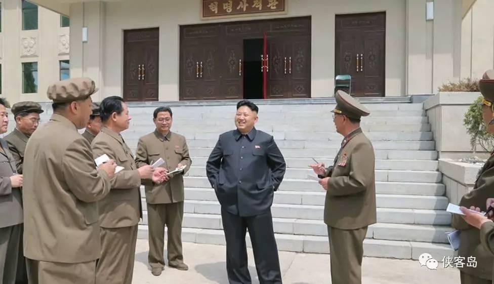 """弱爆!人民日报反击朝鲜的""""点名批判"""""""