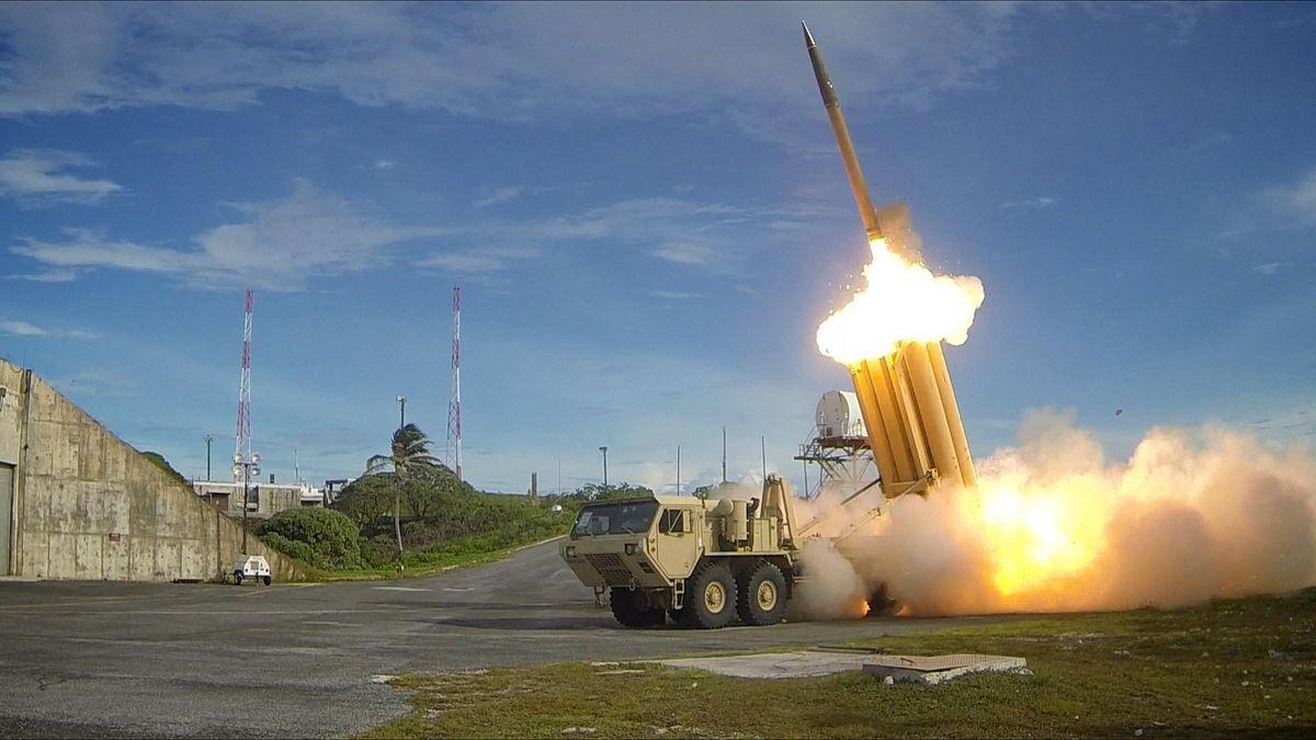 萨德辐射曝光:5.5公里内可引爆战机弹药