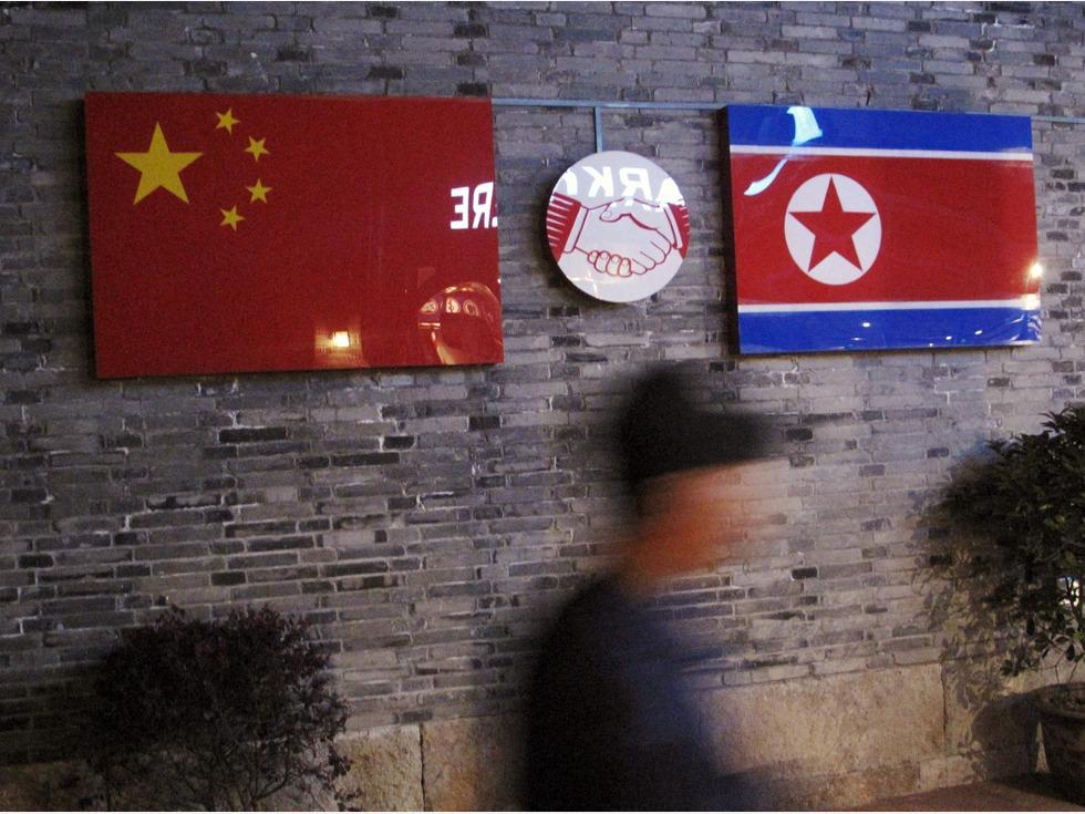 朝中社再发文批中国 平壤彻底对华翻脸