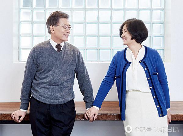 文在寅的爱情路:想结婚却被准岳父母反对