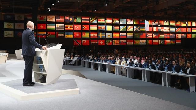 国际足联修改规则 中国或2026年办世界杯
