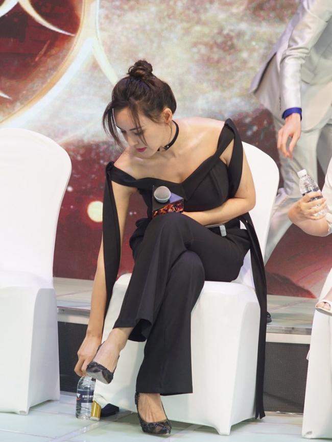 她就是中国历史上拍床戏最多的女明星