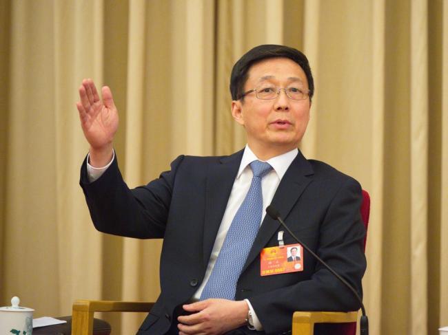 上海换届人事大变 韩正续任成了焦点