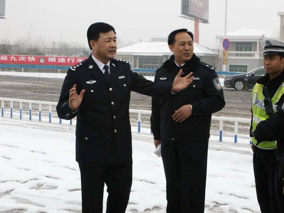 """火箭提升: 传""""福建牌""""王小洪掌国安办"""