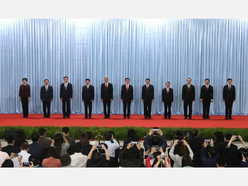 传上海公安局长白少康将进京任职政法委