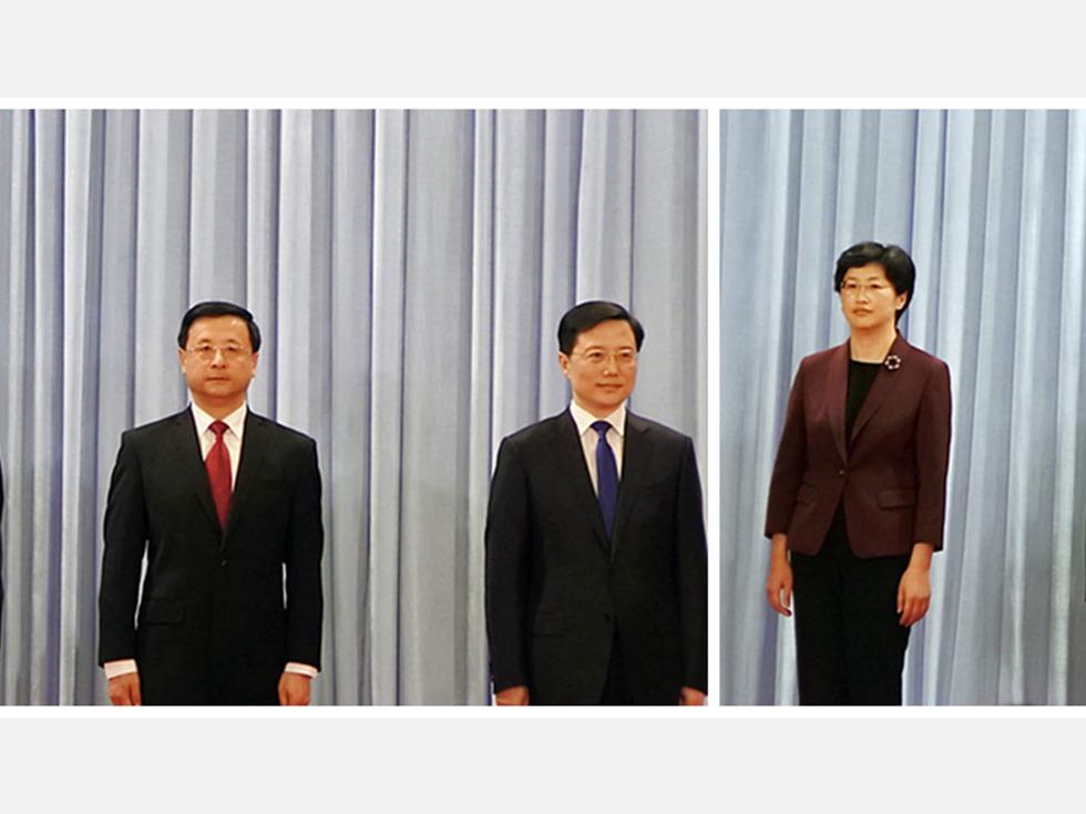 70后高官扩容 诸葛宇杰任上海常委