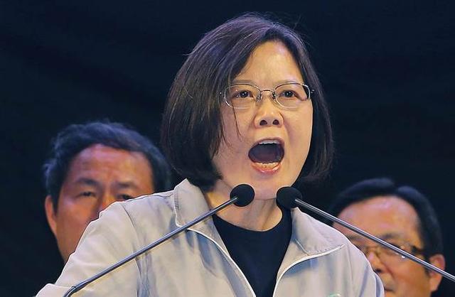 WHA拒台湾 蔡英文着急了:WHO不是中国的