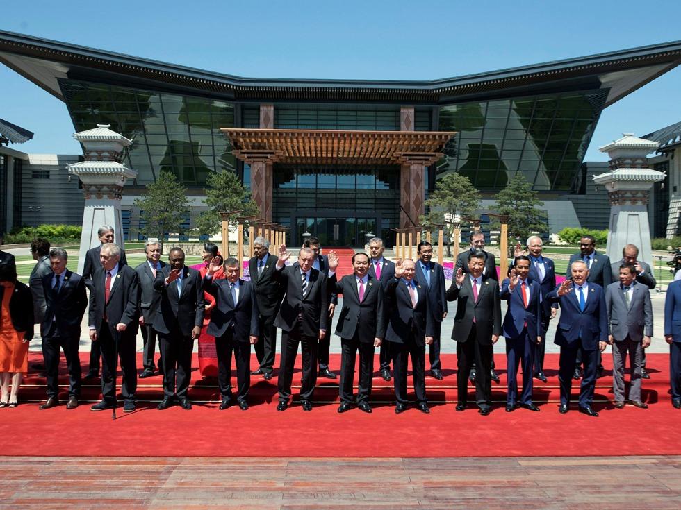 搅局一带一路峰会 朝鲜驻华大使突发挑衅
