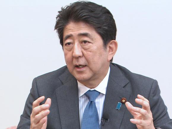 安倍:日本将考虑加入中国主导的亚投行