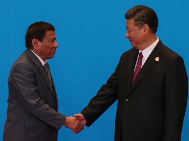 杜特尔特要与中国做特大交易  议员警告